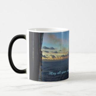 Days at Sea Custom Magic Mug