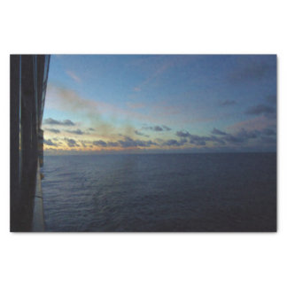 "Days at Sea Plain 10"" X 15"" Tissue Paper"