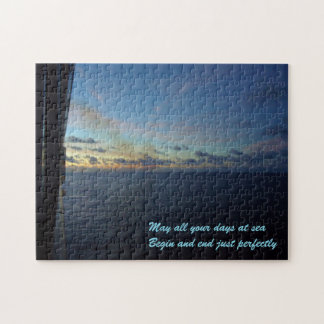 Days at Sea Puzzle