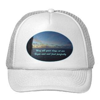 Days at Sea Trucker Hat