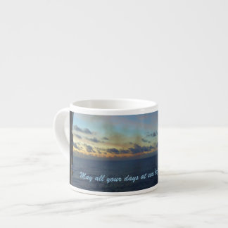 Days at Sea Wish Espresso Cup