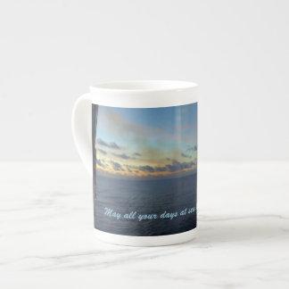 Days at Sea Wish Tea Cup