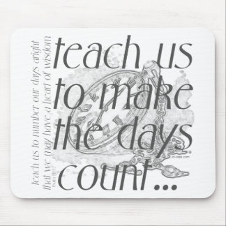 Days Count Mouse Pad