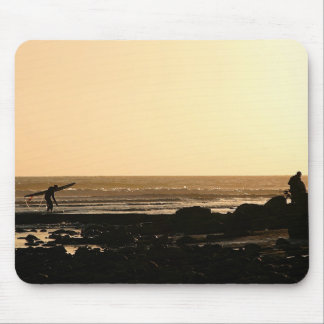 Days End Mouse Pad