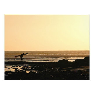 Days End Surfing Flyer