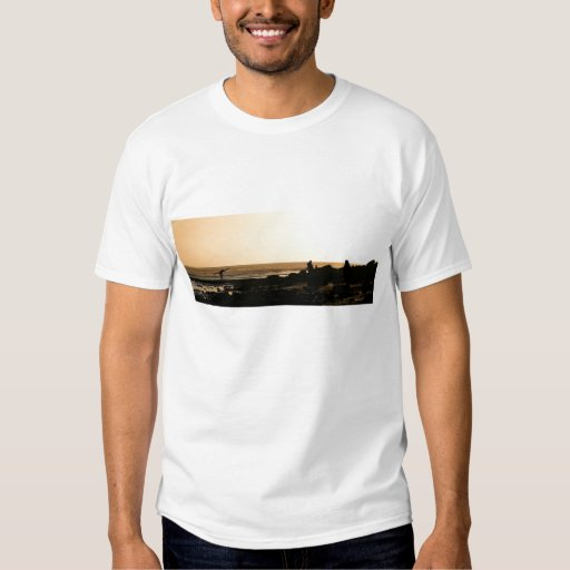 Days End Surfing Shirt