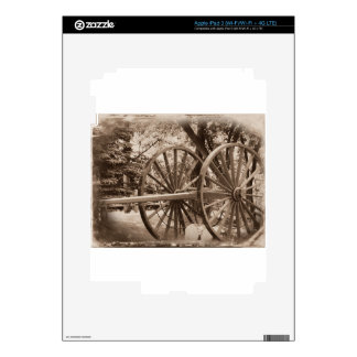 Days Gone By iPad 3 Decals