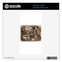Days Gone By iPhone 4S Decals