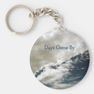 Days Gone By Key Chain