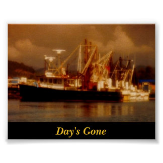 Day's Gone Poster