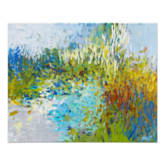"""Days Like This 16"""" x 20"""" Archival Reproduction Poster"""