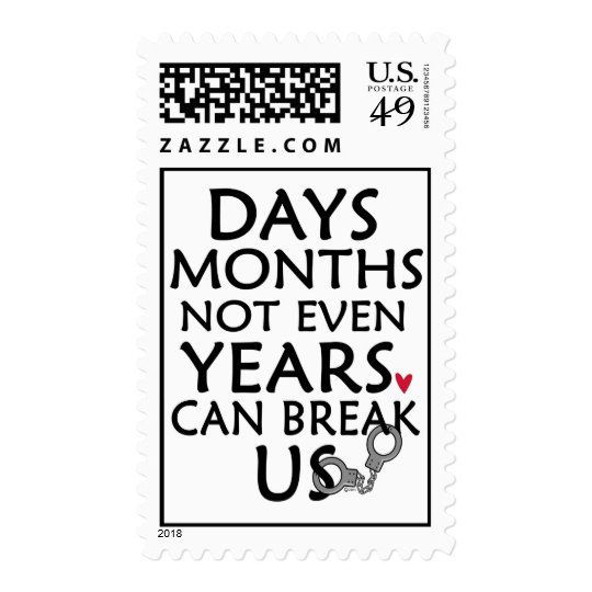 Days, Months and Years Stamp