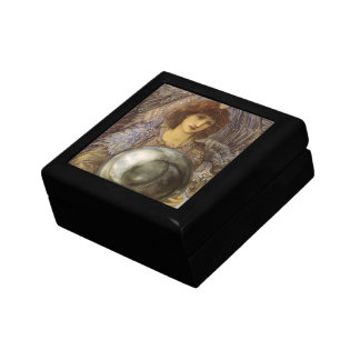 Days of Creation, First Day by Burne Jones Jewelry Box