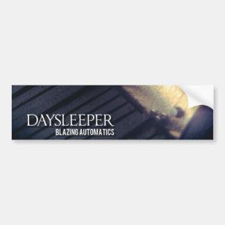 Daysleeper EP Release Car Bumper Sticker