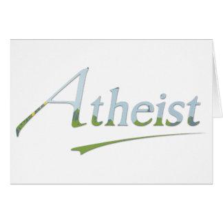 Daytime Atheist Card