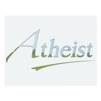 Daytime Atheist Postcard