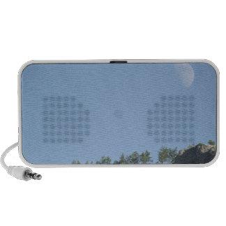 Daytime Moon iPhone Speaker