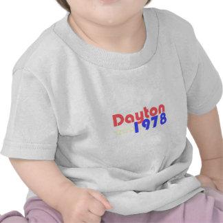 Dayton 1978 shirt