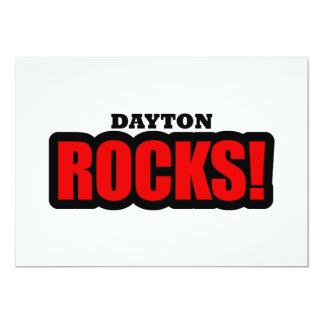 Dayton, Alabama 5x7 Paper Invitation Card