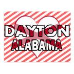 Dayton, Alabama Postcard