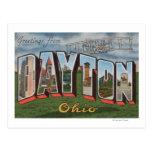 Dayton, Ohio (avión de los hermanos de Wright) Postales