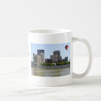 Dayton Ohio city skyline Coffee Mug