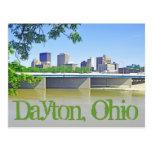 Dayton, Ohio, los E.E.U.U. Postales