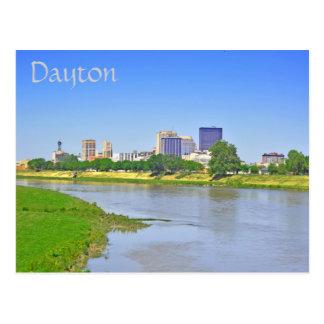 Dayton, Ohio, los E.E.U.U. Tarjeta Postal