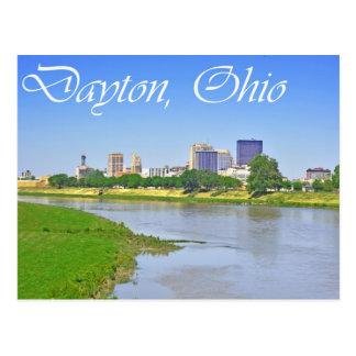 Dayton, Ohio, los E.E.U.U. Tarjetas Postales