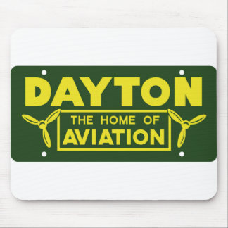 Dayton Ohio Mouse Pad