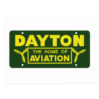 Dayton Ohio Postcard