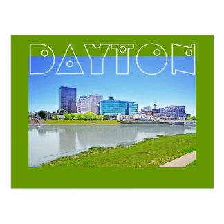 Dayton Ohio U S A Post Card