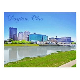 Dayton Ohio U S A Postcard