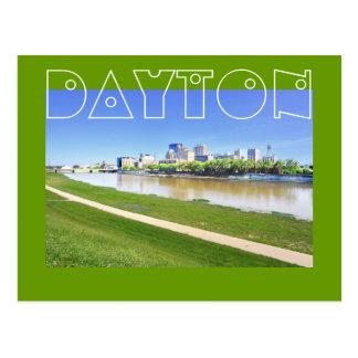 Dayton Ohio U S A Postcards