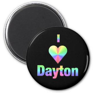 Dayton -- Pasteles Imán Redondo 5 Cm