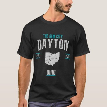 USA Themed Dayton T-Shirt