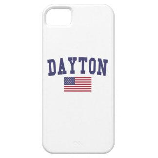 Dayton US Flag iPhone SE/5/5s Case
