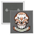 Daytona 2011 pins