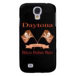 Daytona 2012 Bikes Babes Beer Samsung Galaxy S4 Cover