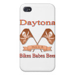 Daytona 2012 Bikes Babes Beer iPhone 4 Cover
