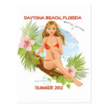 Daytona 2012 postcard