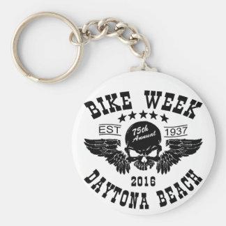 Daytona Beach Bike Week 2016 Keychain