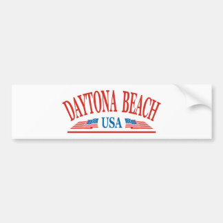 Daytona Beach Bumper Sticker