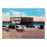 Daytona Beach, casino de la Florida Felicitación