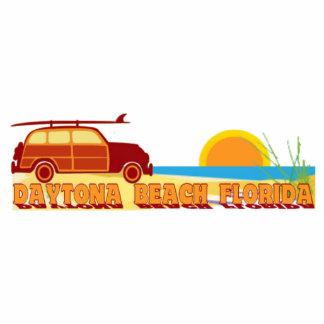 Daytona Beach. Cutout