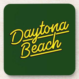 Daytona Beach en amarillo