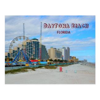 Daytona Beach famosa la Florida Tarjetas Postales