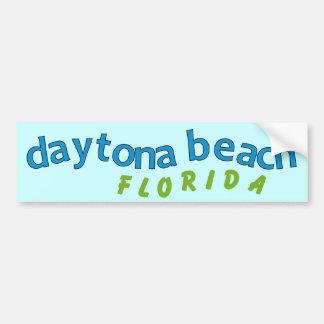 Daytona Beach FL bumper sticker