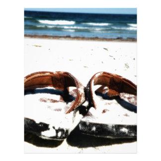 Daytona Beach Florida Letterhead Design