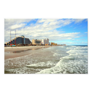 Daytona Beach Florida Photo Print